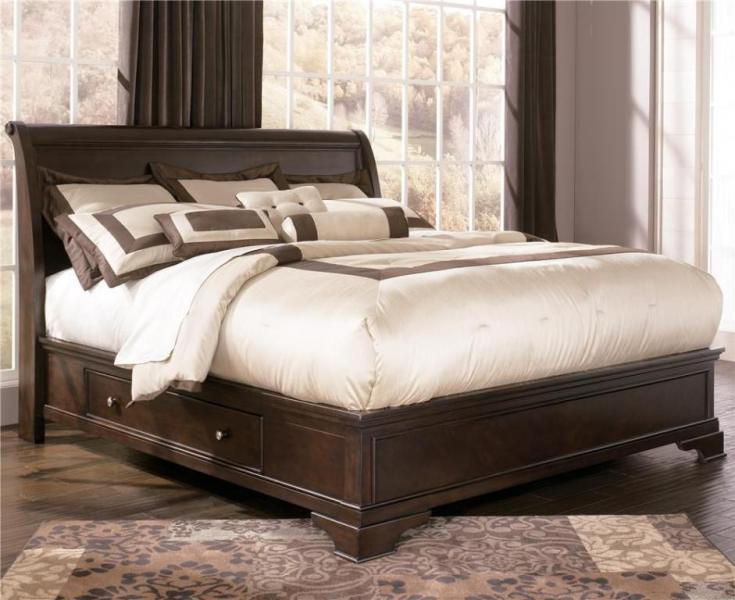 Picture of: King Beds With Storage Drawers Underneath Ideas