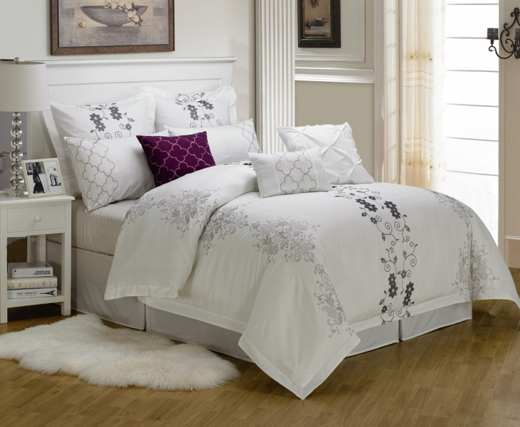 Image of: King Size Bed Comforter Sets