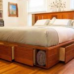 King Size Bed With Drawers On All Sides