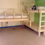 King Size Triple Bunk Bed