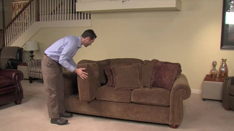 Picture of: Lazy Boy Sofa Bed Dissembly