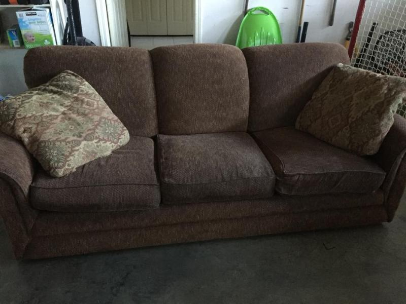 Picture of: Lazy Boy Sofa Bed Used