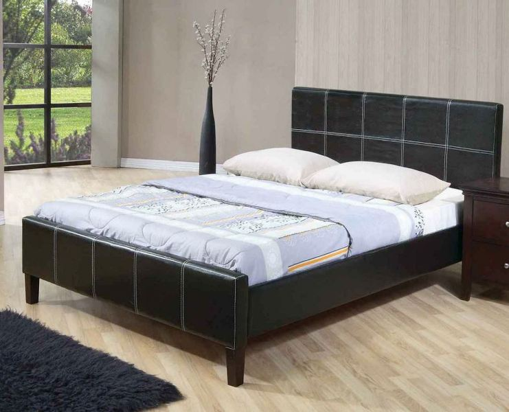Nice And Cheap King Size Bed And Mat