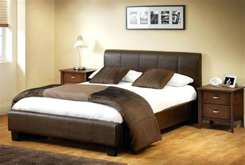 Image of: Nice Used King Size Bed Worth