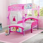 Princess Canopy Bed Toddler