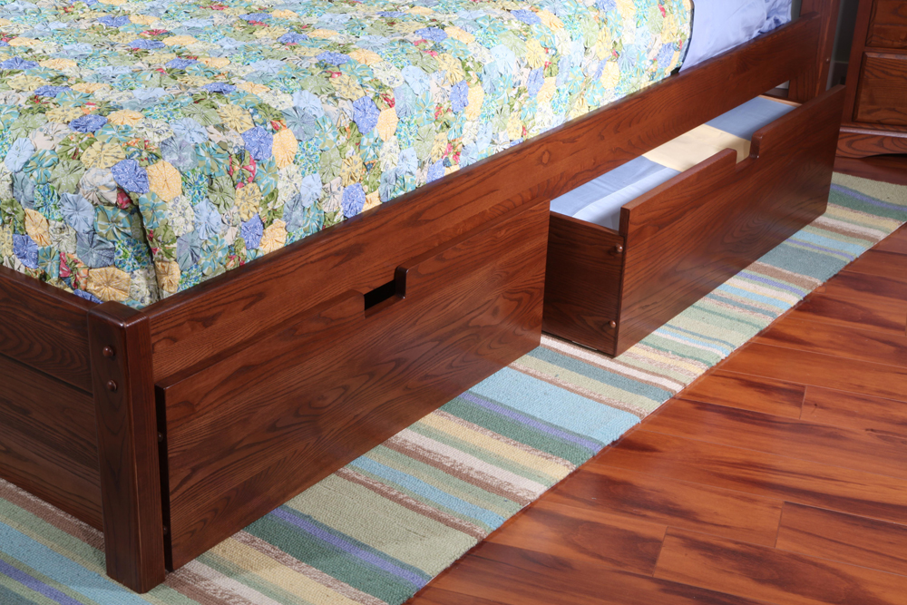 Rolling Drawers For Under Bed Storage