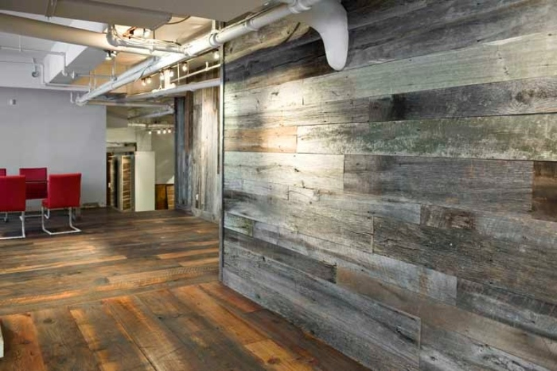 Picture of: Rustic Wood Paneling Indoor