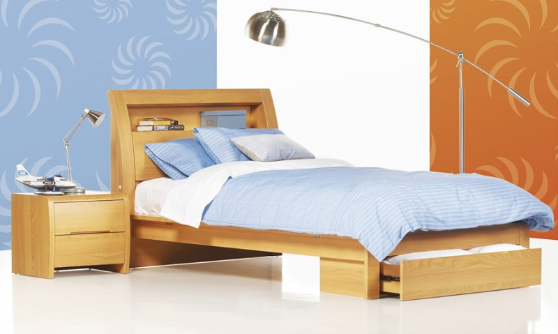 Single King Size Bunk Bed