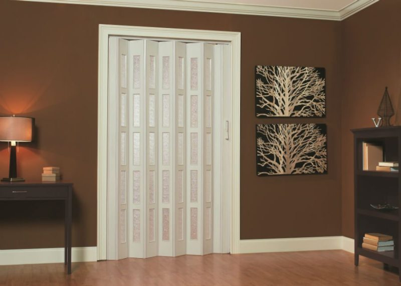 Six Panel Pocket Doors