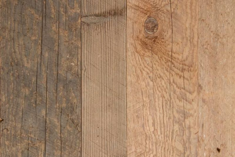 Picture of: Solid Rustic Wood Paneling
