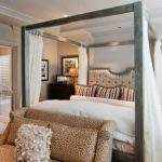 Tips Full Size Canopy Bed Frame