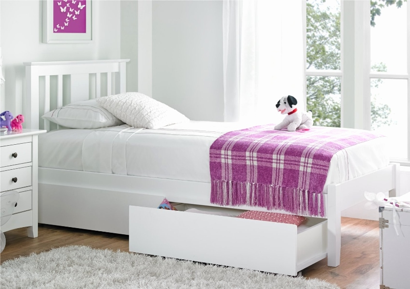 Toddler Bed With Storage Walmart