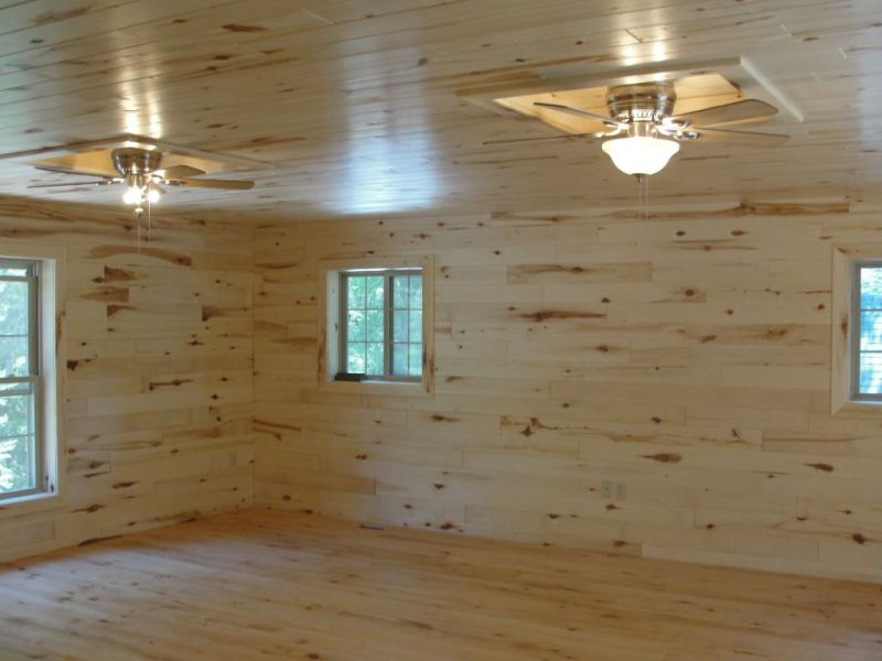 Picture of: Tongue And Groove Wall Planks