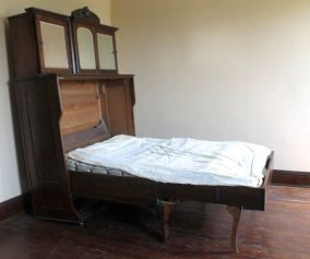Antique Twin Murphy Bed