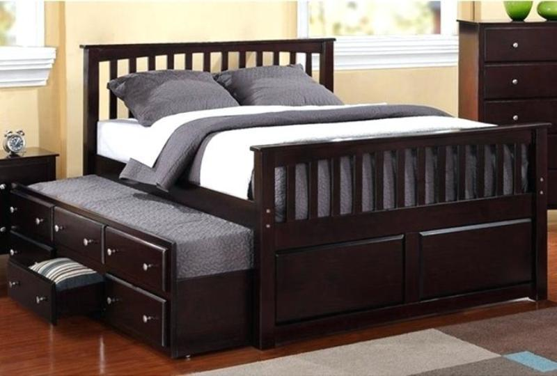 Tips For Bed Frame With Storage Drawers
