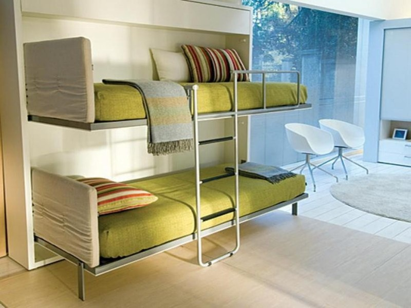 Picture of: Double Twin Murphy Bed