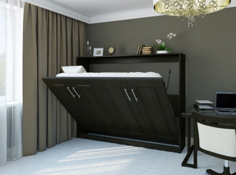 Image of: Ikea Murphy Bed Plans