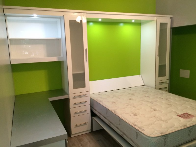 Image of: Murphy Bed Modern Contemporary