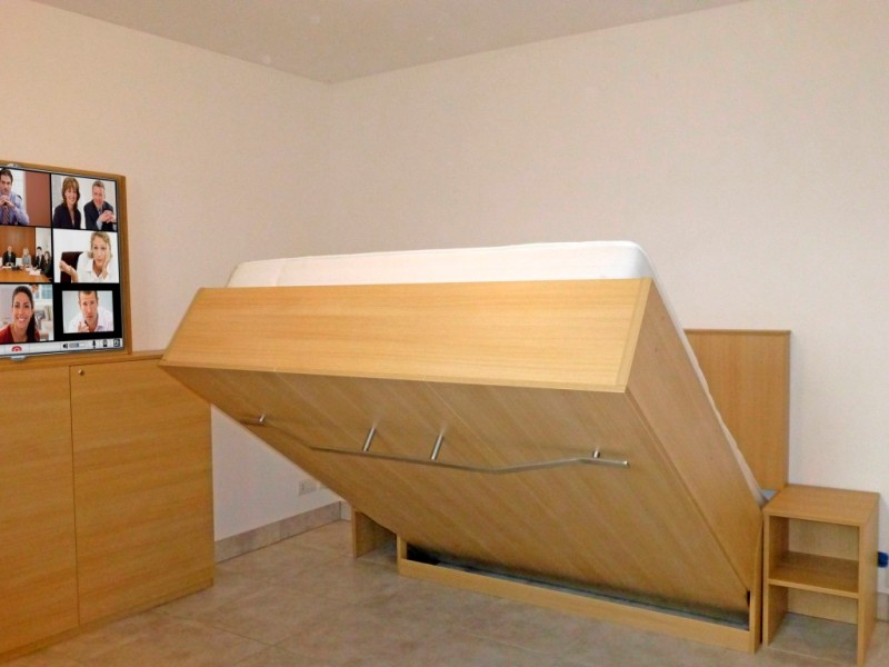 Twin Murphy Bed Frame
