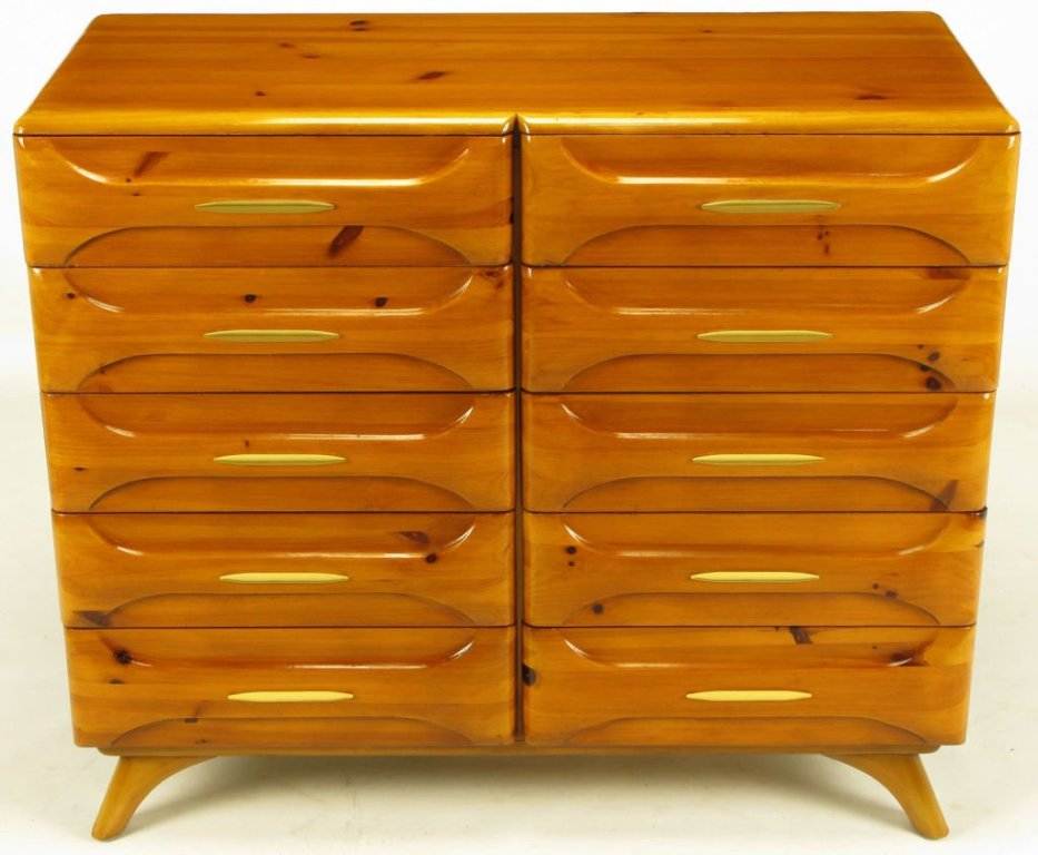 Image of: 10 Drawer Tall Dresser