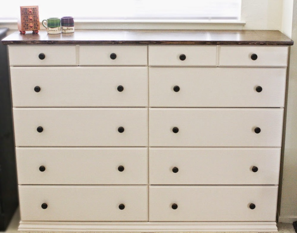 Image of: 12 Drawer Dresser Ikea