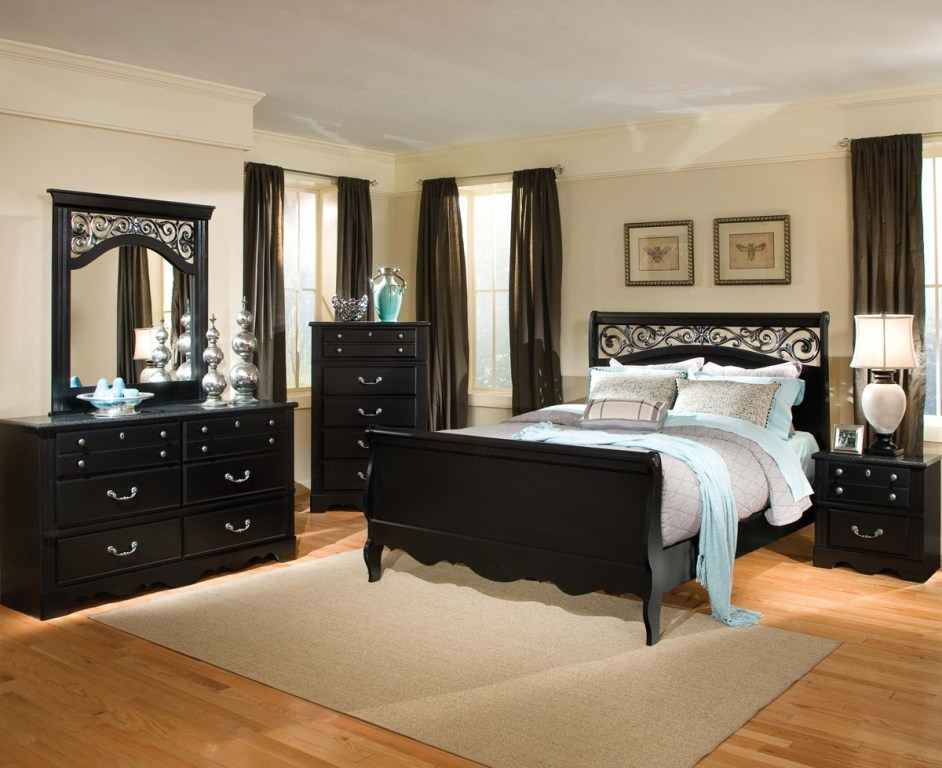 Image of: 3 Piece Bedroom Dresser Set
