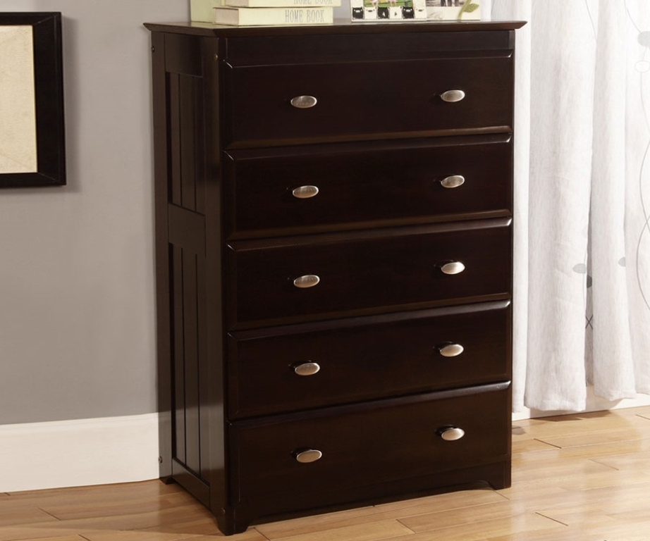 Image of: 5 Drawer Dresser
