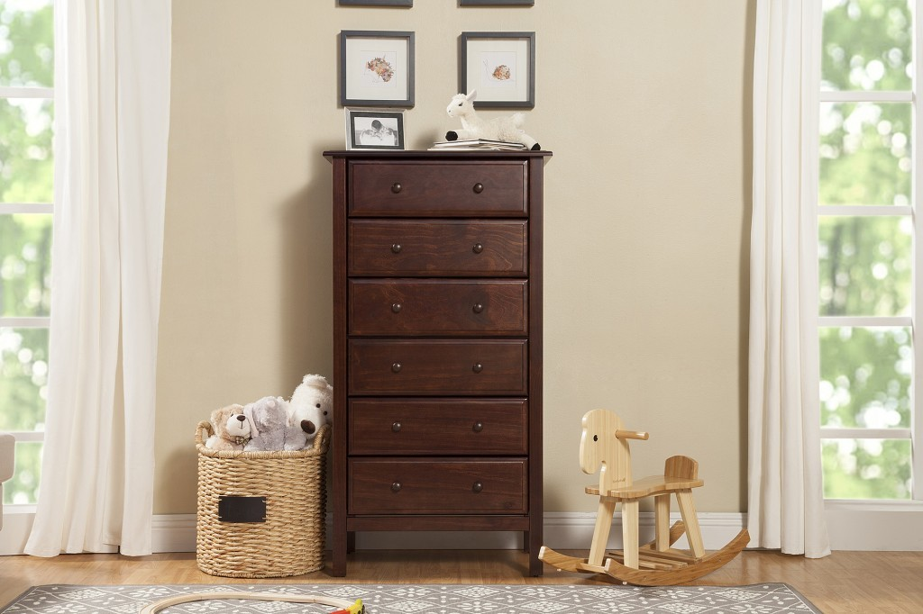 Picture of: 6 Drawer Tall Dresser Design