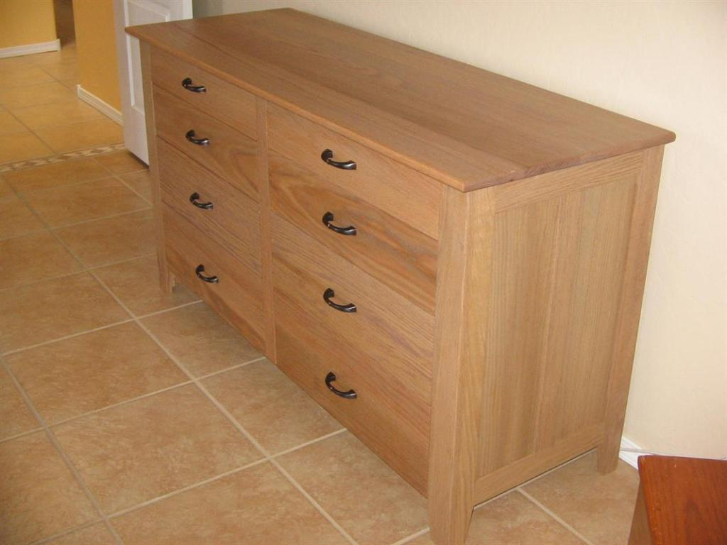 Picture of: 8 Drawer Dresser Plans