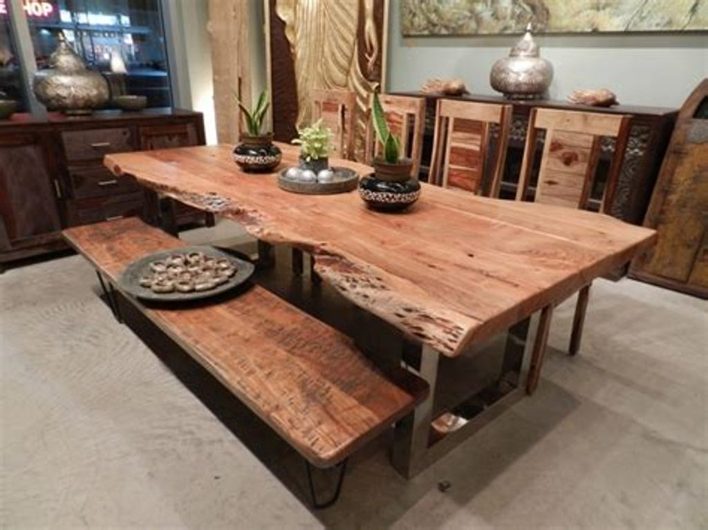Image of: Acacia Wood Furniture Care
