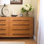 All Solid Wood Dresser Drawer