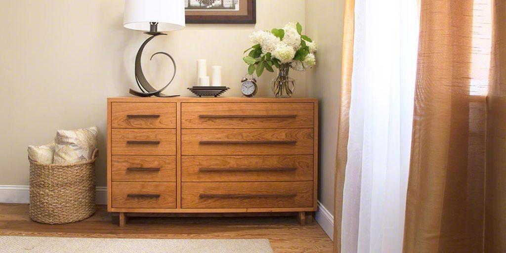 How To Paint Dresser Solid Wood