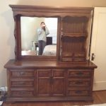 Amazing 6 Drawer Dresser With Mirror