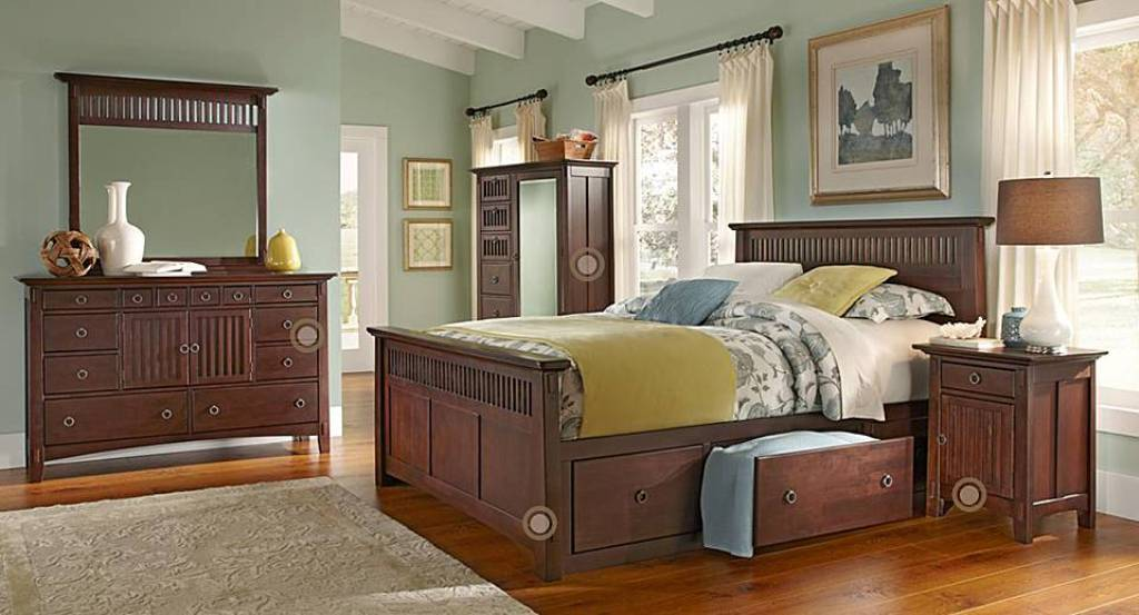 Picture of: American Signature Arts And Crafts Dresser