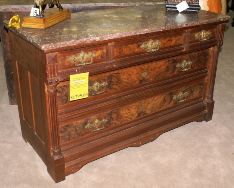 Image of: Antique Dressers Value Designs