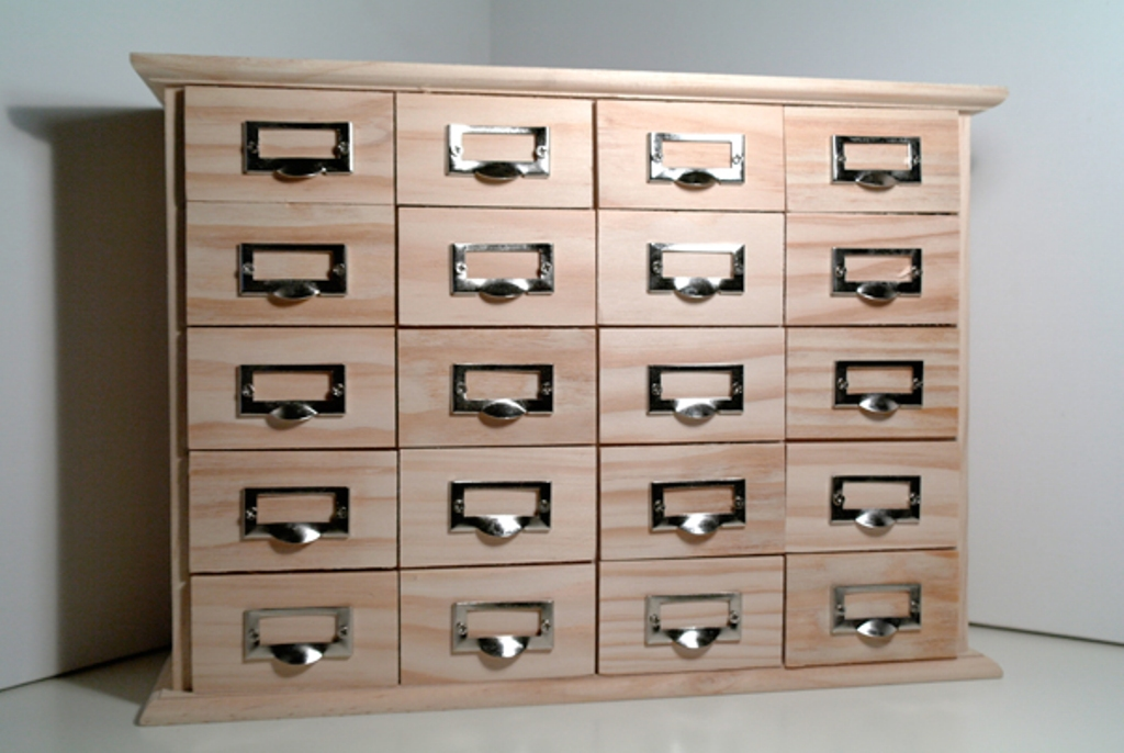 Picture of: Apothecary Cabinet Plans