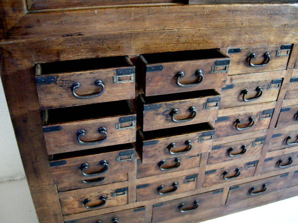 Picture of: Apothecary Cabinet Pottery Barn