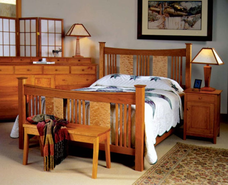 Picture of: Arts And Crafts Dresser Decor
