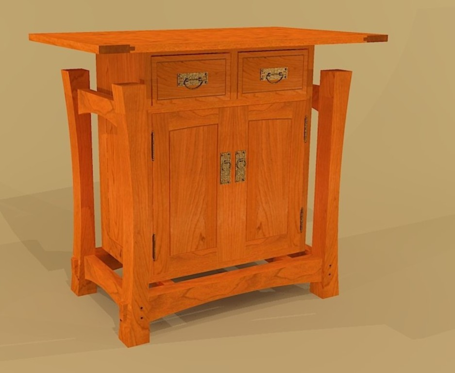 Picture of: Arts And Crafts Dresser Furniture