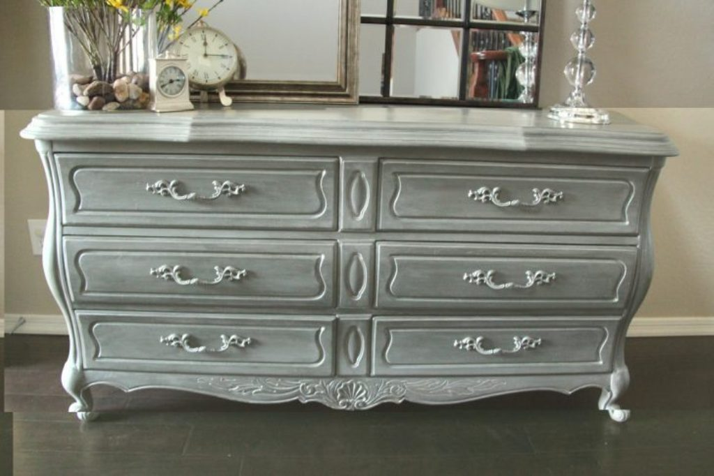 Beautiful Dresser Painting Ideas