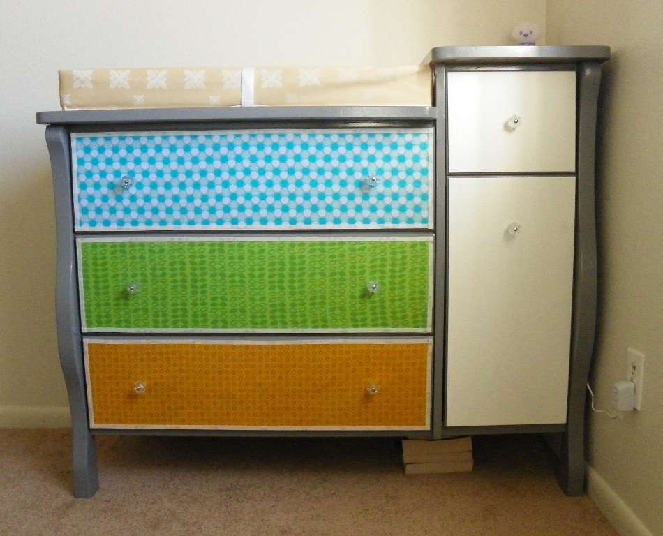Dresser With Changing Table For Baby