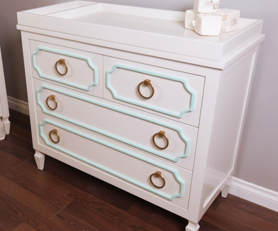 Image of: Baby Dresser With Changing Table Target