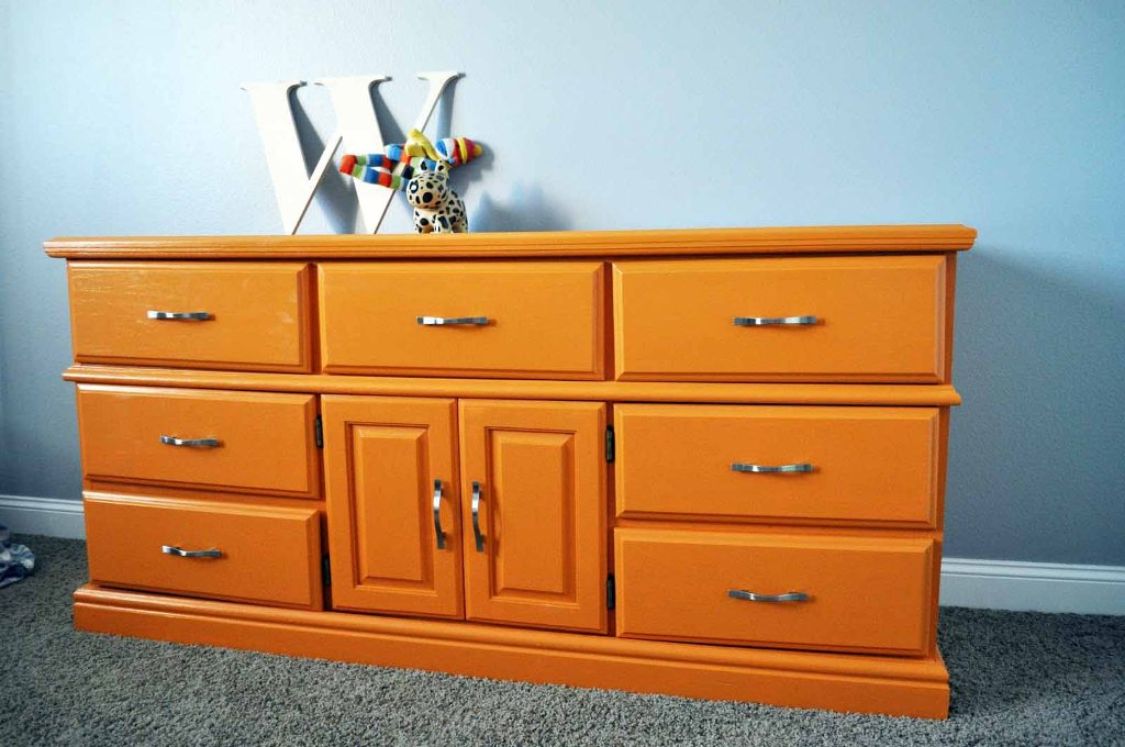 Image of: Baby Dressers Under $100