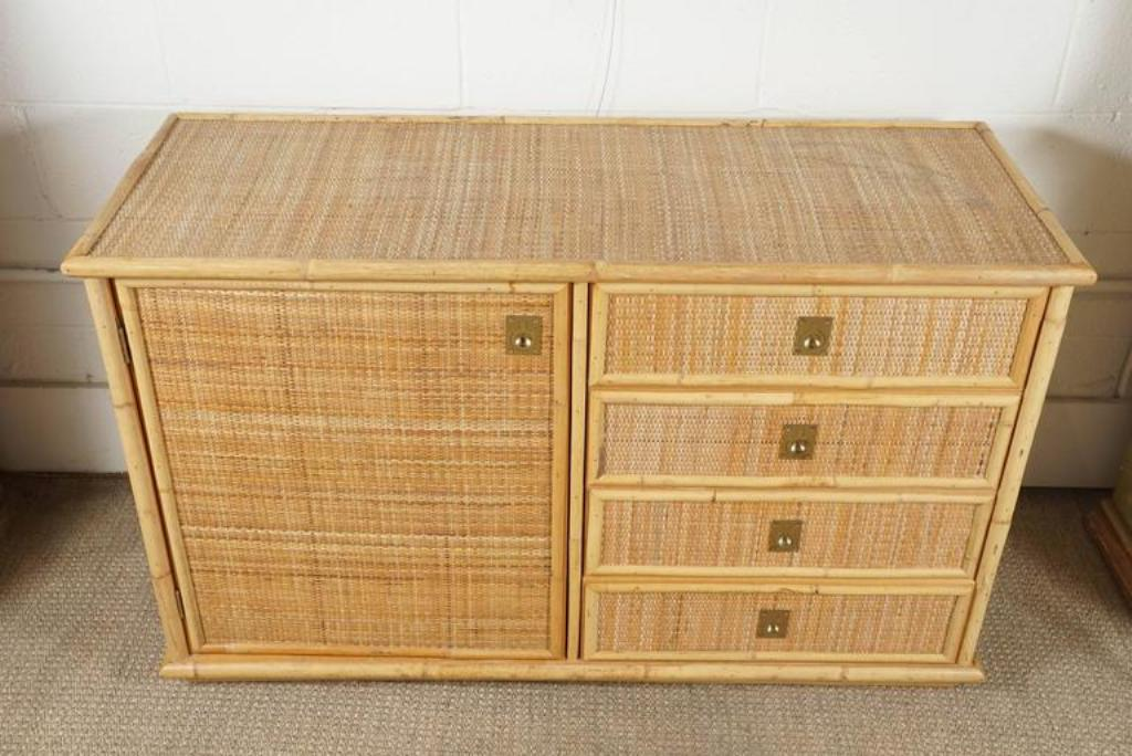 Image of: Bamboo Dresser Style