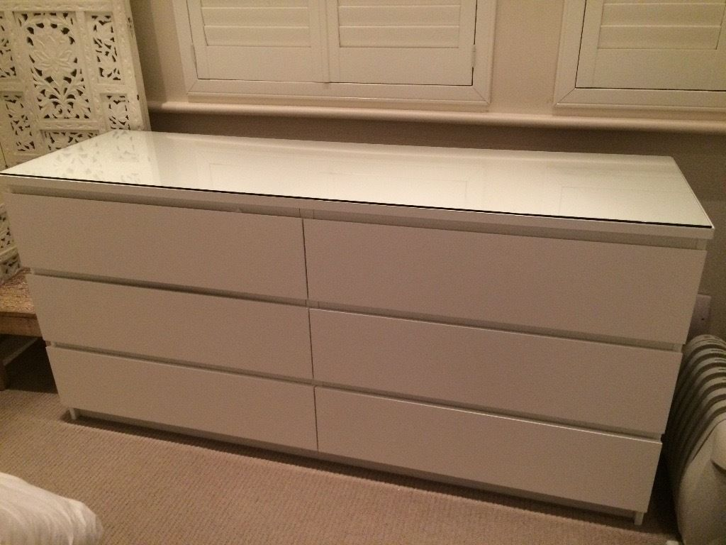 Image of: Best 6 Drawer Dresser Ikea