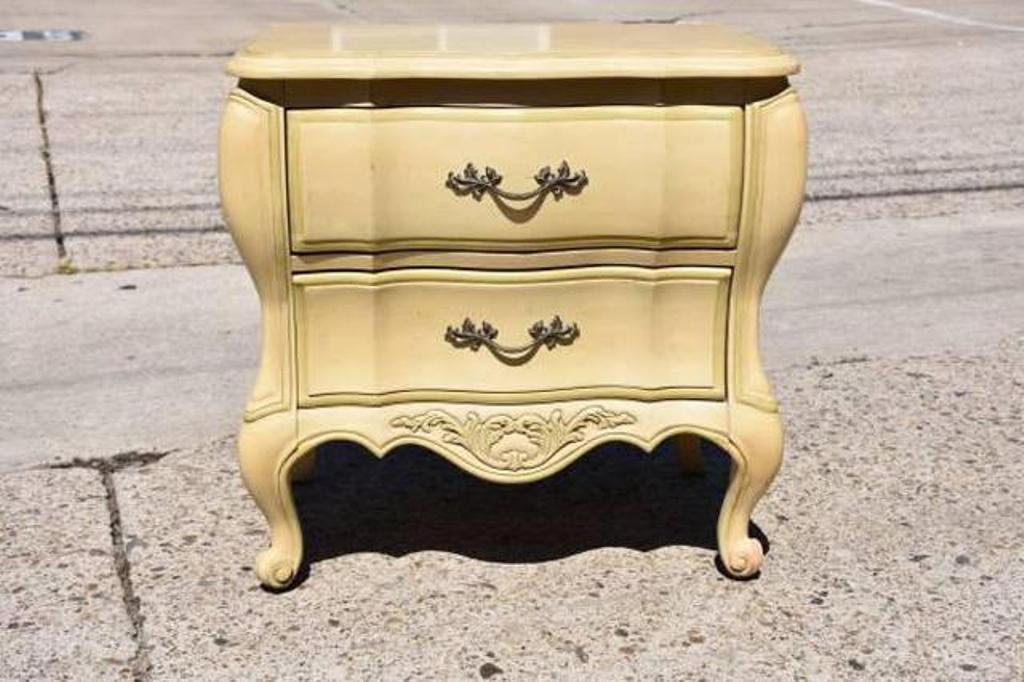 Image of: Bombay Style Nightstands