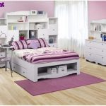 Bunk Bed With Bookcase Headboard