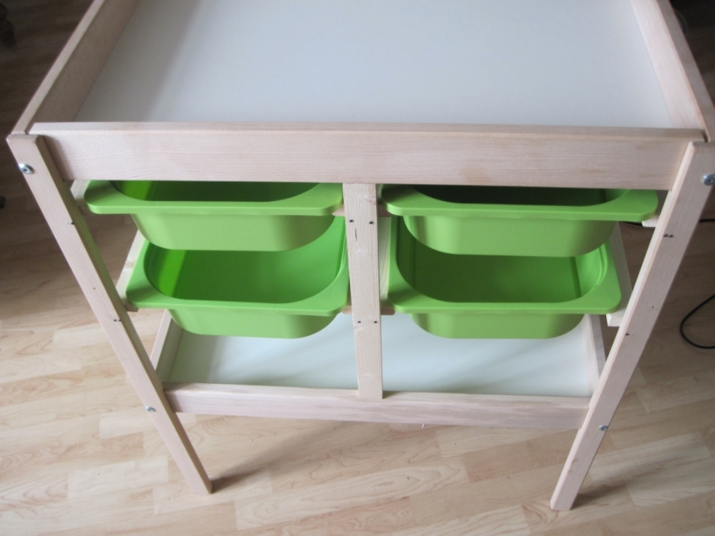 Image of: Decorative Changing Table Ikea