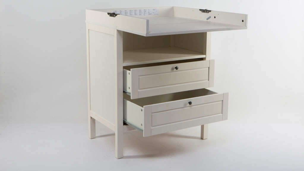 Image of: Changing Table Ikea