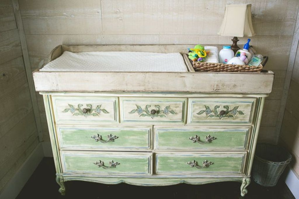 Picture of: Changing Table Topper For Dresser Ideas
